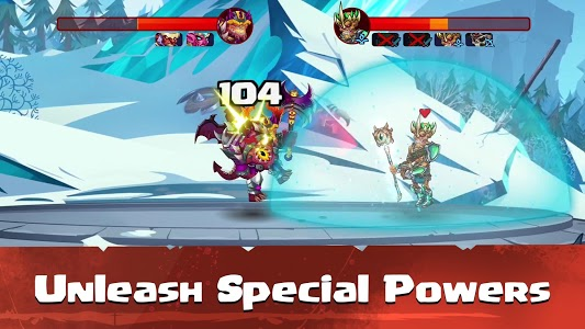 screenshot of Tiny Gladiators 2 - Fighting Tournament version 1.2.5