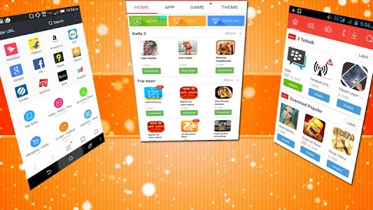 screenshot of Tips For 9apps Old & New Version Install Guide version +500.000