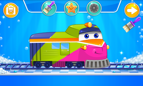 Download Train Wash 1.0.9 APK