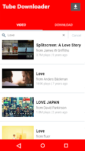 Download Tube Video Downloader 1.1 APK