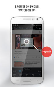 Download Tubio - Cast Web Videos to TV, Chromecast, Airplay 2.29 APK