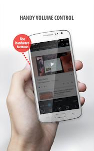 screenshot of Tubio - Cast Web Videos to TV, Chromecast, Airplay version 2.29
