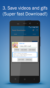 Download Tweet Video & Gif Downloader 1.6.22 APK