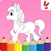 Download Unicorn coloring book for kids 1.5.1 APK