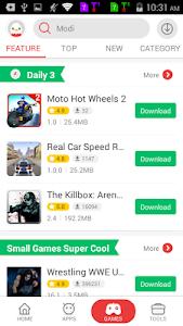screenshot of Update for 9Apps Market version 1.11.22
