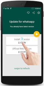 Download Update for Whatsapp 1.9 APK