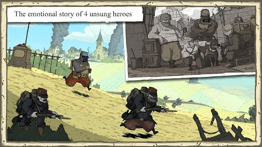 Download Valiant Hearts The Great War 1.0.1 APK