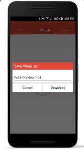screenshot of Video Downloader HD 2017 New version 1.0