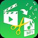 Download Video to MP3 Converter, RINGTONE Maker, MP3 Cutter 4.2 APK