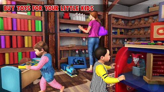 Download Virtual Mother New Baby Twins Family Simulator 2.0.4 APK