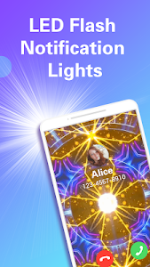 Download Vivid Caller–Caller screen theme changer LED Flash 1.9.1 APK