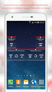 screenshot of Vodafone Yanımda version 1.6