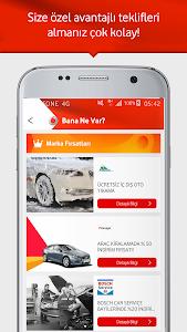 screenshot of Vodafone Yanımda version 4.2.1