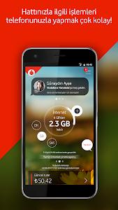 screenshot of Vodafone Yanımda version 6.0