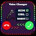 Download Voice changer calling prank 1.0 APK