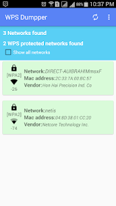 Download WPS WPA Connect Dumpper 1.2 APK
