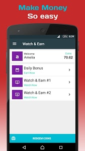 Download Watch & Earn - Earn Real Money 1.7 APK