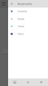 screenshot of Unblock Website VPN Browser version 1.0.3