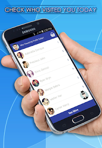 Download Who viewed my profile Face – Profile visitors 1.7 APK