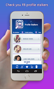 Download Who viewied my fb profile - Social report 1.4 APK