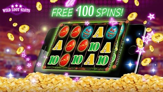 Download Slots - Wild Loot: Big Win Casino , Jackpot Slots 2.04 APK