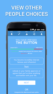 Download Will You Press The Button? 2.1.5 APK