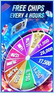 screenshot of World Series of Poker – WSOP version 2.13.1