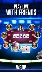 screenshot of World Series of Poker – WSOP version 2.9.2