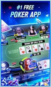 screenshot of World Series of Poker - Texas Hold'em Poker version 2.16.1