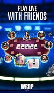 screenshot of World Series of Poker – WSOP version 2.12.1