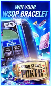 Download World Series of Poker – WSOP Free Texas Holdem 5.17.0 APK