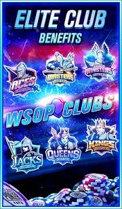 screenshot of World Series of Poker – WSOP Free Texas Holdem version 5.5.0