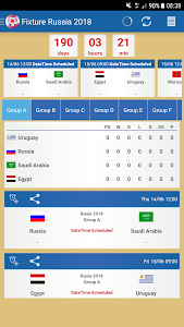 Download Fixture Russia 2018 FRUS 1.15 APK