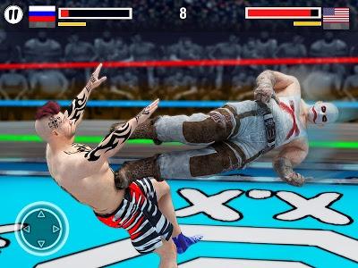 Download Wrestling Fight Revolution 18 3.2 APK