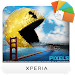 Download XPERIA™ Pixels Theme 1.0.0 APK