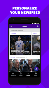 screenshot of Newsroom: News Worth Sharing version Varies with device