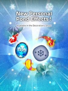 screenshot of Zen Koi 2 version 2.1.8