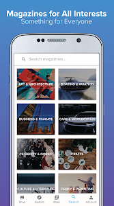 Download ZINIO - Magazine Newsstand 4.12.4 APK