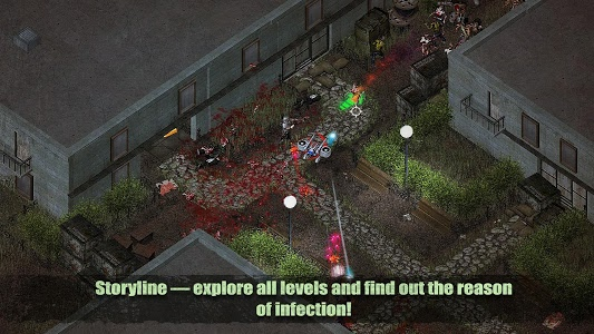 screenshot of Zombie Shooter version Varies with device