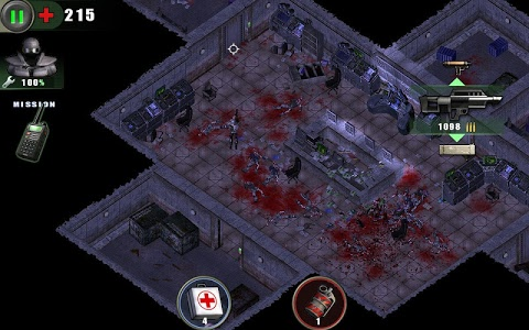 screenshot of Zombie Shooter version 2.0.3