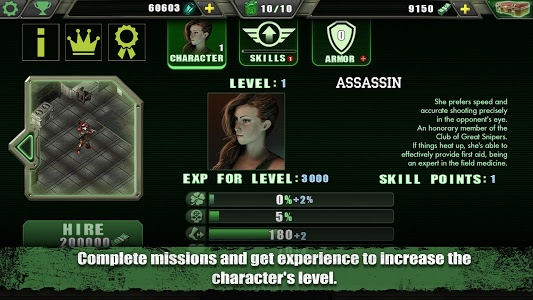 screenshot of Zombie Shooter - Survive the undead outbreak version 3.2.3