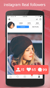 Download mega tags real Likes, Followers for insta 1.0 APK