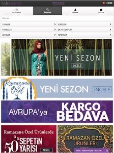 Download Sefamerve - Online Islamic Fashion Clothing Brand  APK